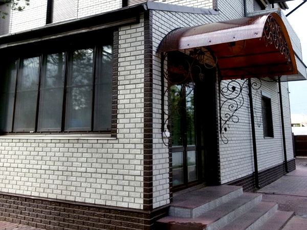 Все материалы для отделки фасадов домов