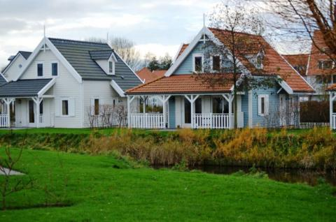 Фото Коттеджный поселок, Бельгия. Материал: Фиброцементный сайдинг Cedral | . Фото № 1701150864