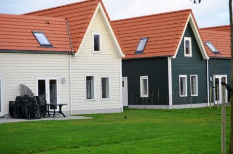 Фото Коттеджный поселок, Бельгия. Материал: Фиброцементный сайдинг Cedral | . Фото № 1678366972