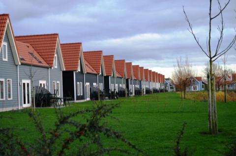 Фото Коттеджный поселок, Бельгия. Материал: Фиброцементный сайдинг Cedral | . Фото № 617944719