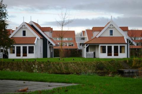 Фото Коттеджный поселок, Бельгия. Материал: Фиброцементный сайдинг Cedral | . Фото № 995421048