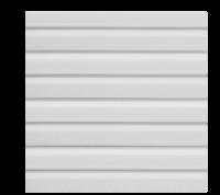 Виниловый сайдинг Dolomit VinSiDe - Корабельная доска - цвет белый
