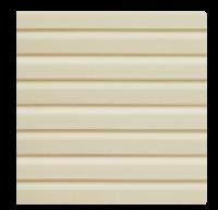 Виниловый сайдинг Dolomit VinSiDe - Корабельная доска - цвет слоновая кость