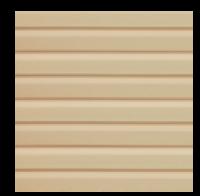 Виниловый сайдинг Dolomit VinSiDe - Корабельная доска - цвет бежевый