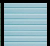 Виниловый сайдинг Dolomit VinSiDe - Корабельная доска - цвет голубой