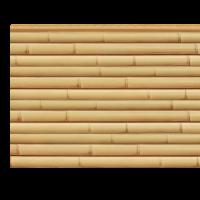 Фасадная панель Dolomit Брус - цвет бамбук