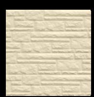 Цокольный сайдинг Dolomit - цвет слоновая кость