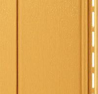 Вертикальный акриловый сайдинг Quadrohouse - цвет Orange