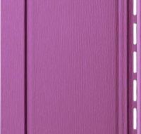 Вертикальный акриловый сайдинг Quadrohouse - цвет Purple