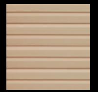 Виниловый сайдинг Dolomit VinSiDe - Корабельная доска - цвет орех