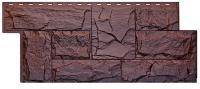 Фасадная панель T-SIDING «Гранит леон» - цвет Памир