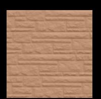 Цокольный сайдинг Dolomit - цвет орех