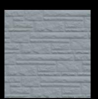 Цокольный сайдинг Dolomit - цвет серо-голубой