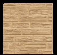 Цокольный сайдинг Dolomit  «Сланец» - цвет орех