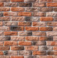 Искусственный камень White Hills Брюгге брик - цвет