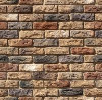 Искусственный камень White Hills Брюгге брик - цвет 319-40