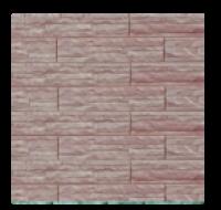 Цокольный сайдинг Dolomit  «Скалистый риф ЛЮКС» - цвет жемчуг