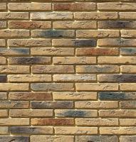 Искусственный камень White Hills Остия брик - цвет 380-40