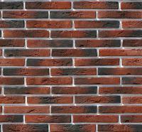 Искусственный камень White Hills Остия брик - цвет 380-70