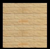 Цокольный сайдинг Dolomit  «Скалистый риф ПРЕМИУМ» - цвет дюна