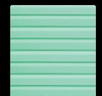 Виниловый сайдинг Dolomit VinSiDe - Корабельная доска - цвет бирюза