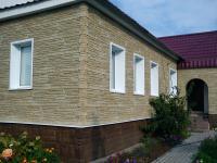 Фасадные панели Альта-Профиль «Камень скалистый»