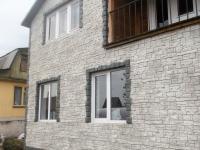 Фасадные панели FineBer - «Камень дикий»