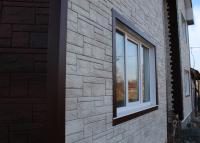 Фасадные панели FineBer - «Камень природный»