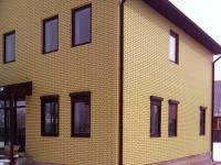 Фасадные панели FineBer - «Кирпич облицовочный»