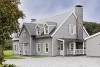 Фото Частный дом (Объект 1). Материал: Фиброцементный сайдинг Cedral | Ziggurat Architectural Design & More, Korte Welleweg 1 - NL-3218 AZ Heenvliet. Фото № 1133334867