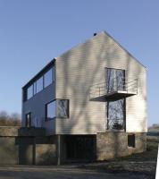 Фото Private house Fays - Sprimont. Материал: Фиброцементный сайдинг Cedral   . Фото № 2117012441